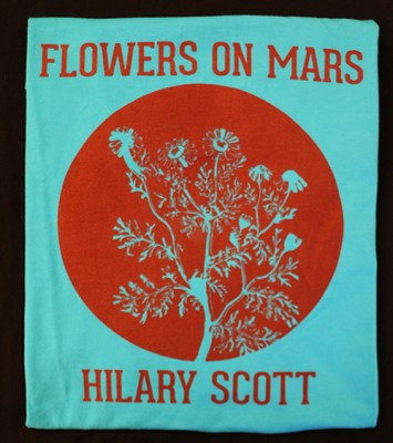Flowers On Mars Shirt