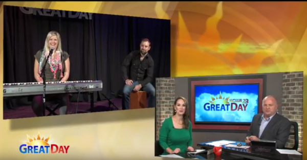KCWI TV GreatDay photo
